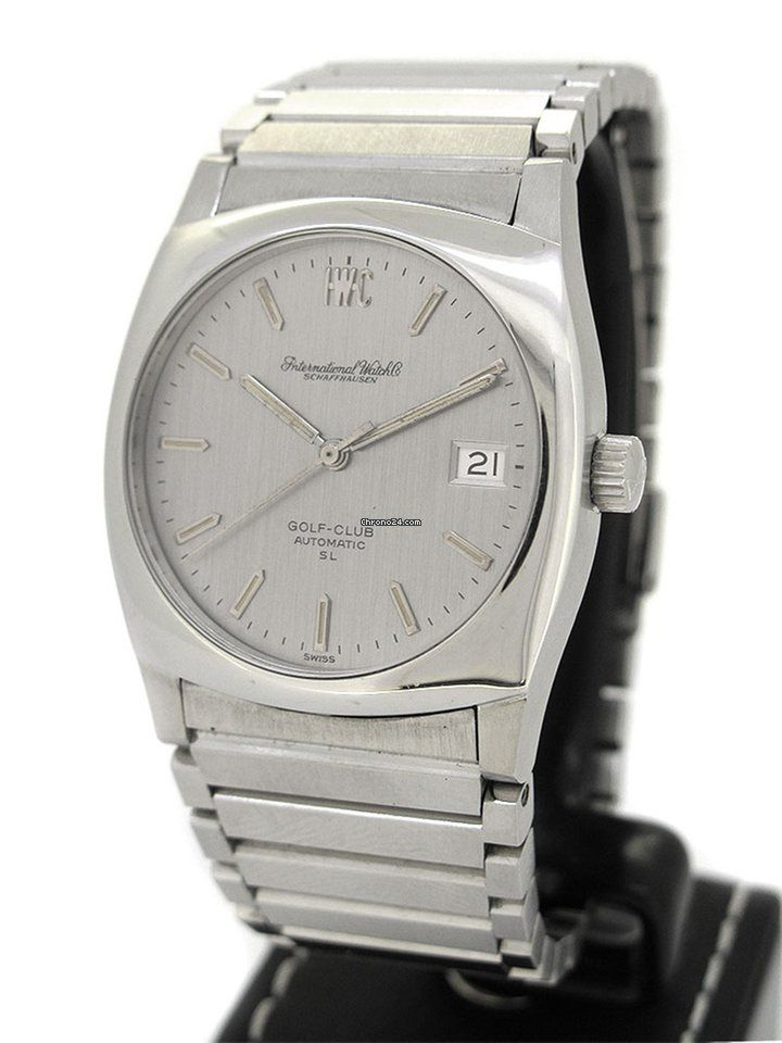 Mission Hills Ca >> IWC Golf-Club SL Automatic $3,456 #iwc #watch #watches # ...