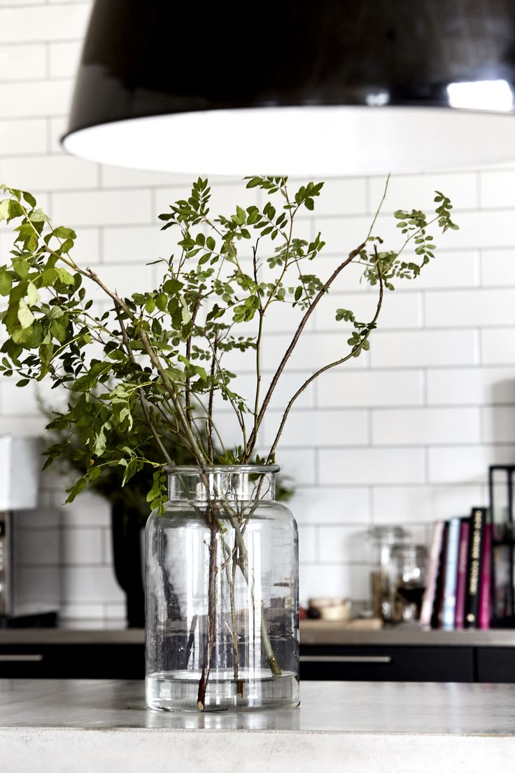This season is all about embracing nature, bringing the outside in. We want to feel connected to nature. It gives us a sense of balance and brings authenticity to our homes. So expect to see more interiors filled with pots, plants and natural materials. It's time to go green.
