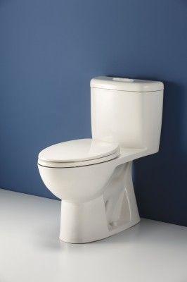 Caroma Sydney 305 Dual Flush Toilet Available Through Centennial 360 In Saskatoon