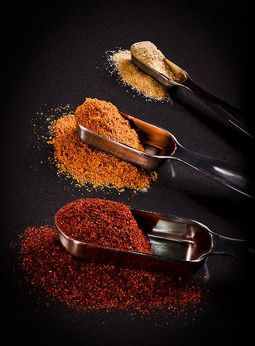 Spices by Matt Pickett
