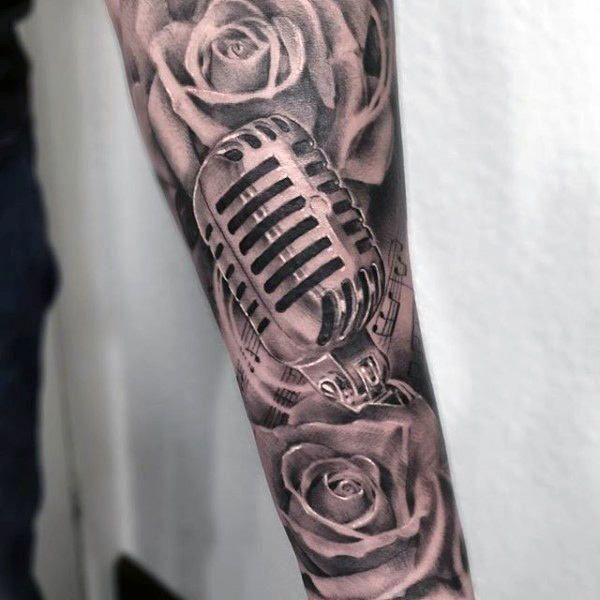 Pin On Forearm Tattoos For Men