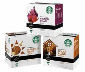 Starbucks Online Store: BOGO FREE Starbucks K-Cup 16-ct Packs!