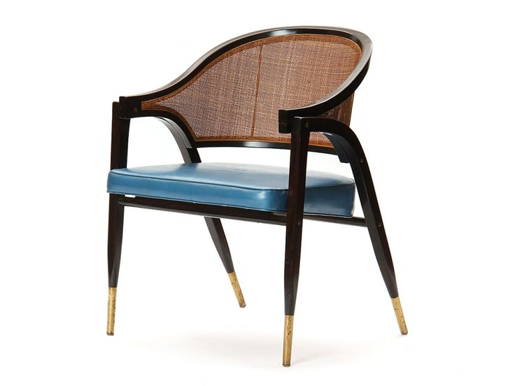 """A-frame"" chair by Edward Wormley 