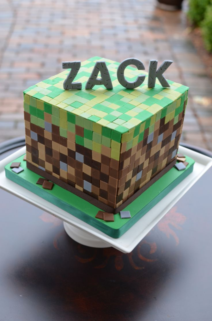 minecraft birthday cake 141 best images about cakes minecraft on 5906