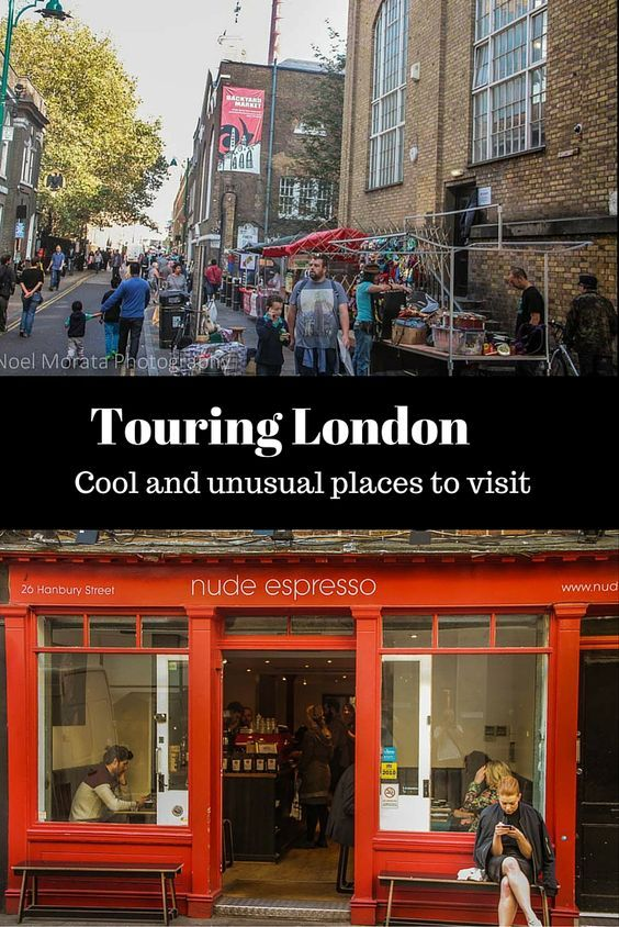 Touring London - check out some of the popular, cool and unusual places and attractions around London to explore. See if there are some new places that you need to see from this article by clicking on the picture
