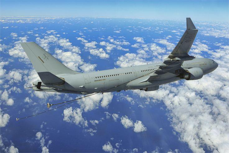 © RAAF - A Royal Australian Air Force KC-30A MRTT.
