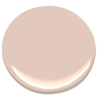 Paint color for Entry, Kitchen, Living, Hallway and Master Bedroom:  Benjamin Moore HC59 Odessa Pink