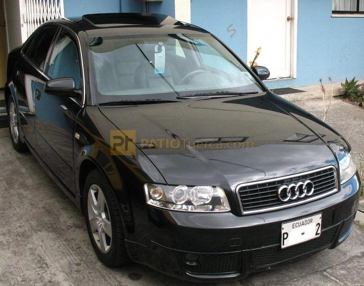 Compra - Venta Autos Sedán Audi A4 1.8T 2003 usado en Quito Ecuador por $24000 - PATIOTuerca