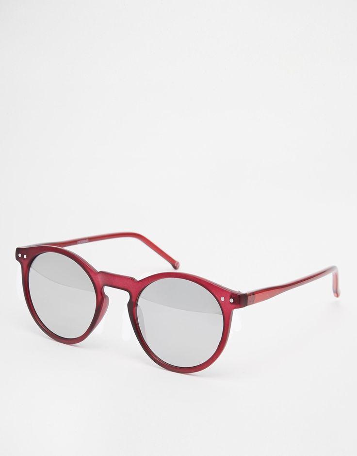 ASOS+Vintage+Look+Round+Sunglasses