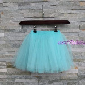 Fustita Tulle  - Handmade With Love by Sew Violet