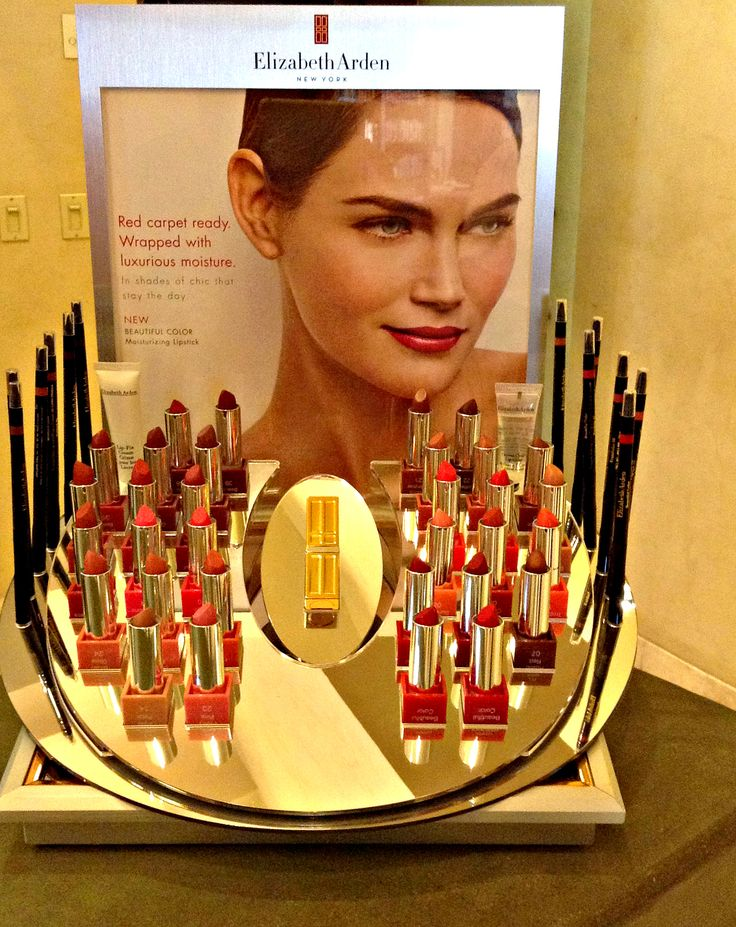 Lipstick Collection By Elizabeth Arden In The Red Door Spa | The Westin La  Paloma Resort
