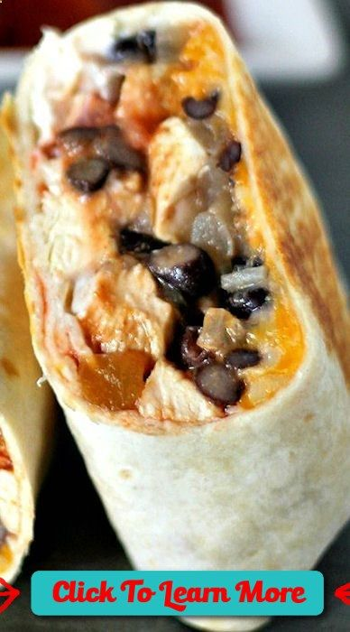 #FastestWayToLoseWeight by EATING, Click to learn more, 20 Minute Low Fat Healthy Chicken Burrito Recipe , #HealthyRecipes, #FitnessRecipes, #BurnFatRecipes, #WeightLossRecipes, #WeightLossDiets