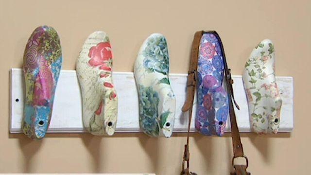 reciclado con hormas de zapatos - Buscar con Google