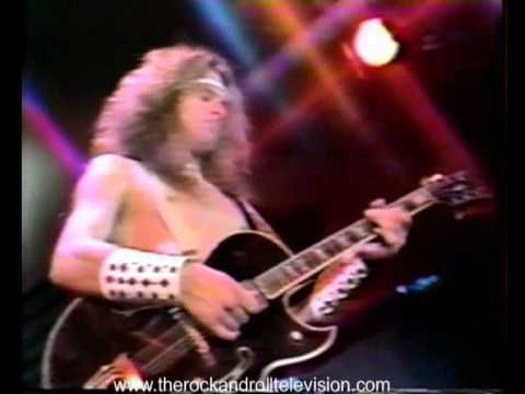 TED NUGENT - Stranglehold (extended version)