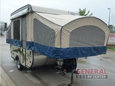 Used 2013 Coachmen RV Clipper Camping Trailers 106 Sport Folding Pop-Up Camper at General RV | Huntley, IL | #127719