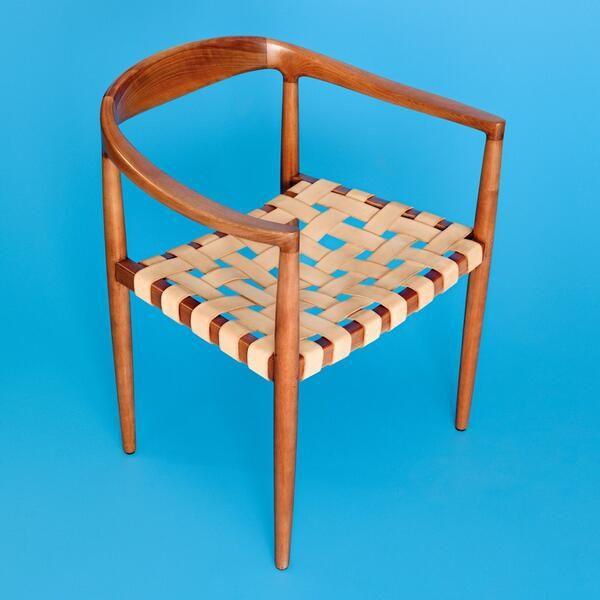 Javier Carvajal Loewe Chair 1959