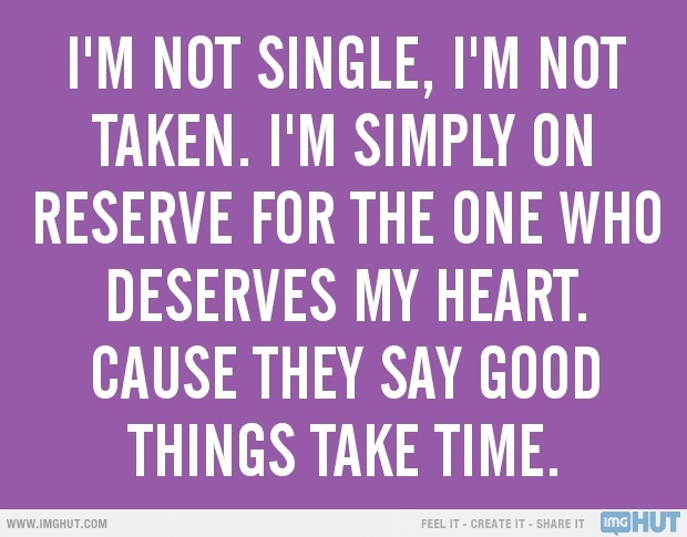 My Relationship Status | Quotes & words of truth ...