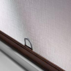 Insektenschutz rahmen ganz leicht von innen montieren - Fliegengitter dachfenster selber bauen ...