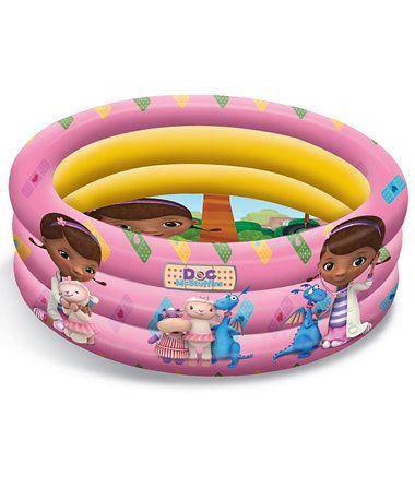 Disney Doc McStuffins 3 Ring Pool