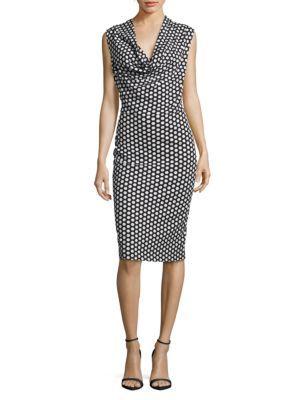 d03ce13a8b4 ESCADA Formal Jersey Sheath Dress.  escada  cloth  dress