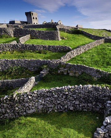 Castle O'Brien, Inisheer Photograph by Jim Richardson, National Geographic