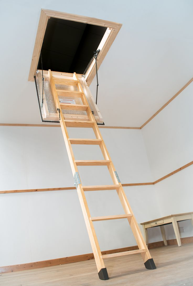 Best 25+ Folding attic stairs ideas on Pinterest | Stairs ...