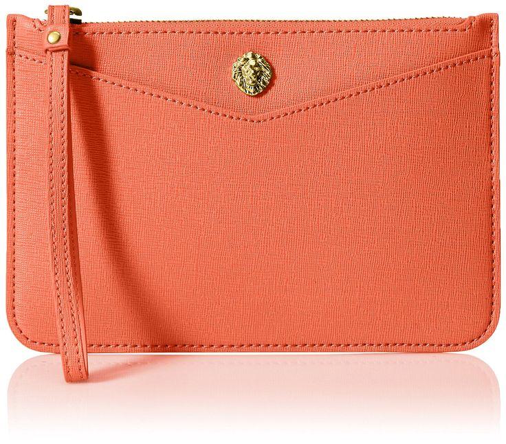 Anne Klein Frances Medium Wristlet *** See this awesome image  : Handbag Wristlets