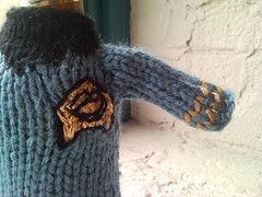 Ravelry: Star Trek Season 1 Beer Koozie pattern by Elizabeth Lawson