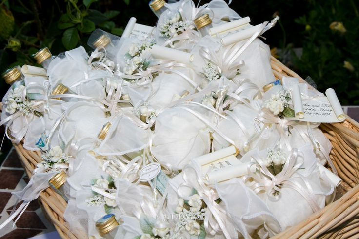Wedding Bomboniere Gifts: Pin By DISTINCTIVE ITALY WEDDINGS On Wedding Ideas And
