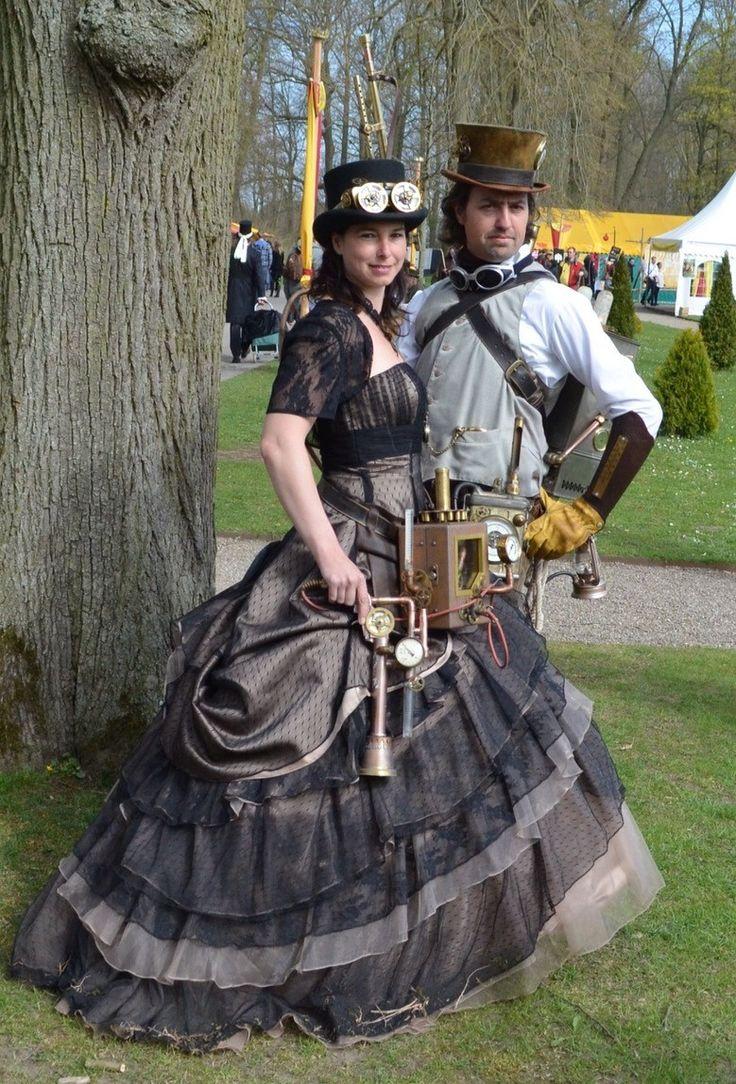 best steampunk halloween images on pinterest steampunk fashion