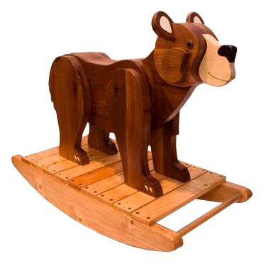Wooden Ride-On Toys: Beyond the Rocking Horse / Rockler How-to