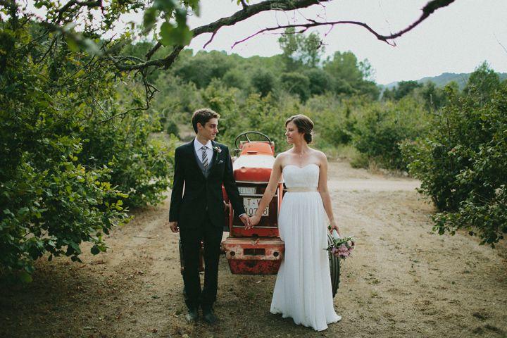 boda de cuento