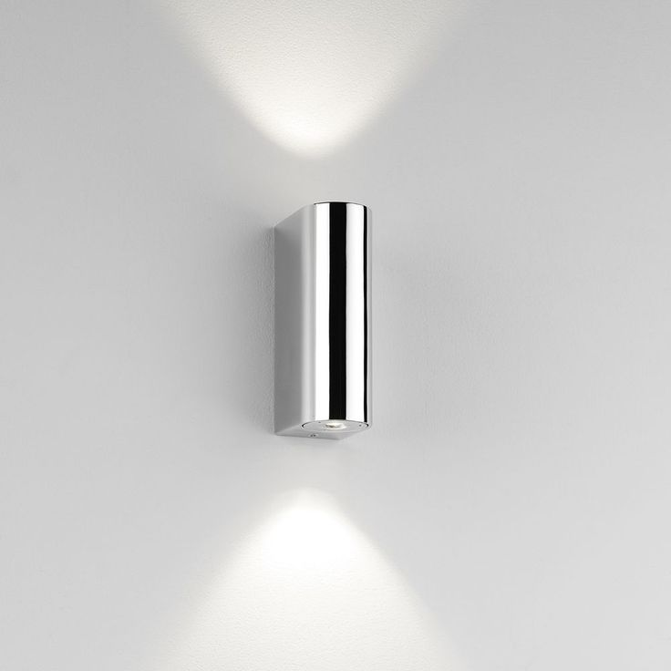 Astro Lighting Alba 2 Light Led Bathroom Wall Ing In Polished Chrome Finish Type From Castlegate Lights Uk