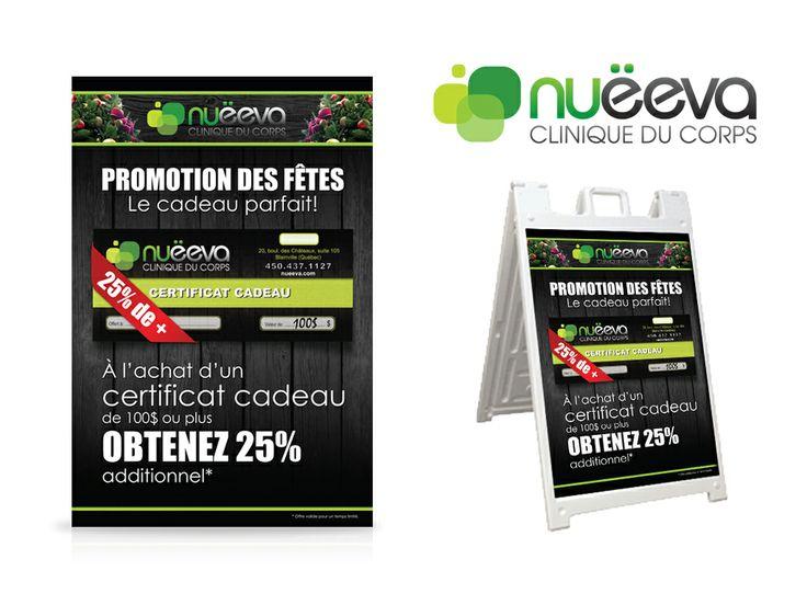 NUËEVA BLAINVILLE Projet : Affiche extérieure A-Board 20, boul. des Châteaux, suite 105 Projet Fontainebleau Blainville (Québec) J7B 1Z8  (450) 437-1127 ---  CRÉATION ET IMPRESSION TERREBONNE Pour plus d'info, www.iplasma.ca