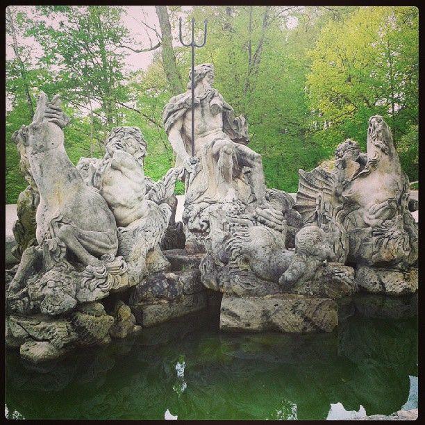 Schlosspark Fantasia - #bayreuth #germany #franken