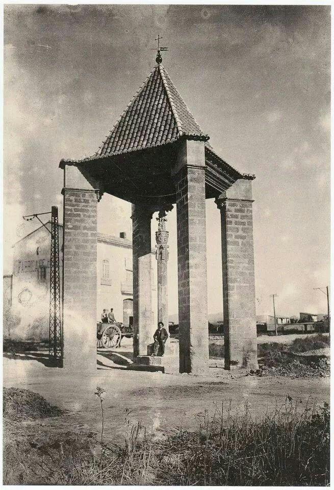 Creu Coberta.1910 Barcelona