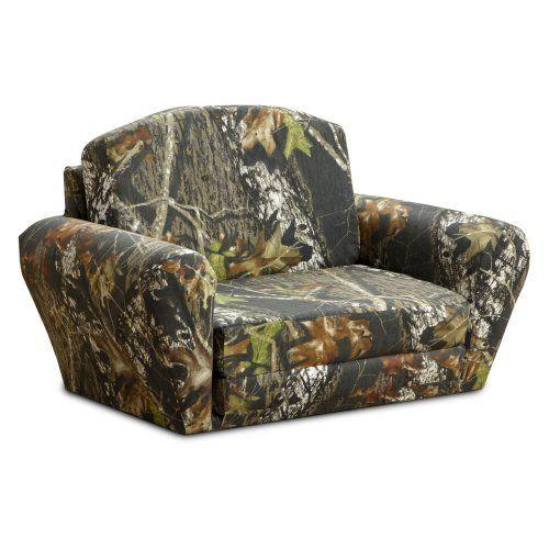 Camouflage Sleepover Sofa F0r My Baby Girl