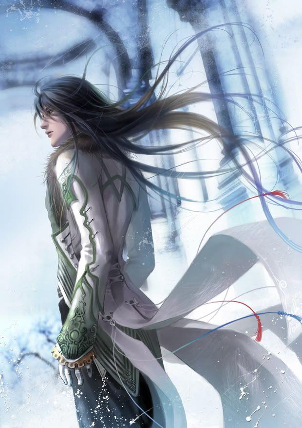 """The wind ~ Heise Jinyao aka """"heise"""""""