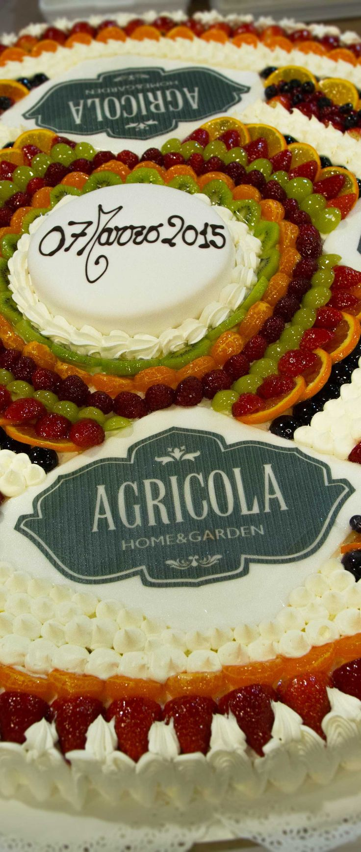 The sweetest way to celebrate us! #agricolabloomingparty