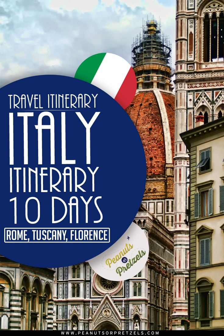 Italy is on the wishlist of many travelers.  With so many beautiful places to visit, it's tough to nail down a travel itinerary — I know from experience!  I've been lucky to travel all over Italy (north to south, east to west) many times.  And this is actually one of my top sample travel itineraries, which is great for first time visitors to Italy.