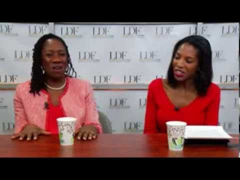 ▶ Civil Rights lawyer Sherrilyn Ifill and Race Relations in America and Their Impact on the Lives of African Americans - LDF