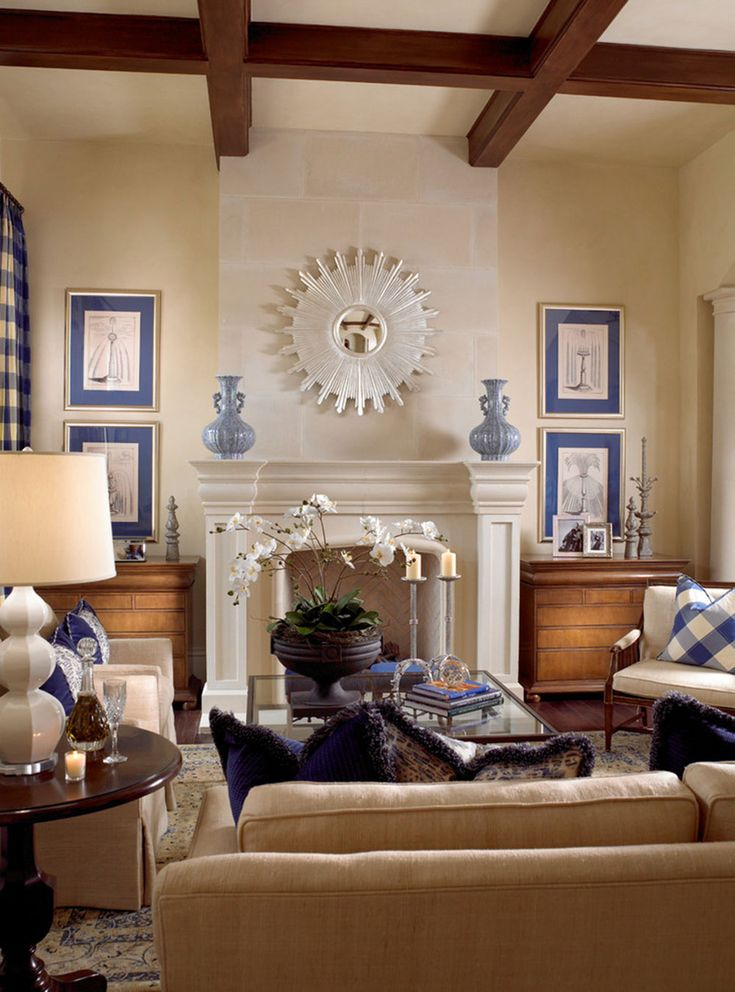 For A Serene Life Use Blue In Your Interior Design