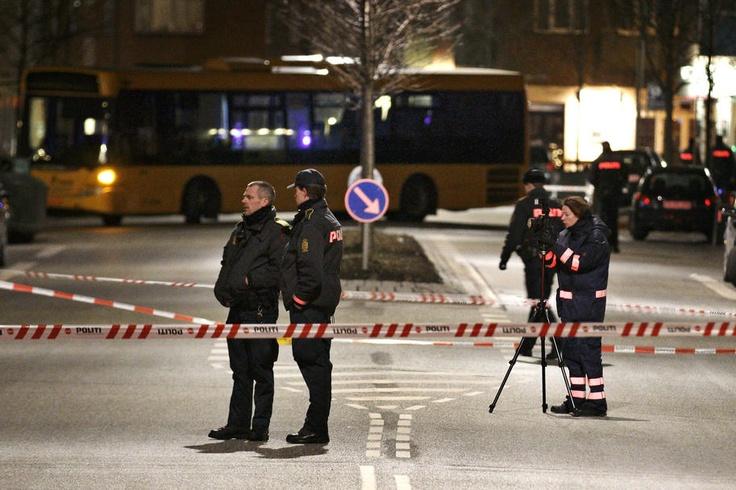 Ramt. Senest har Finsensvej på Frederiksberg været scene for skyderier. - Foto: Jens Dresling