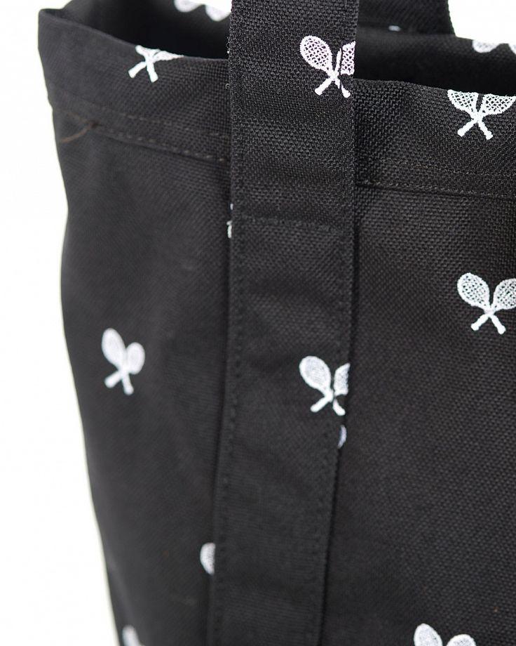 купить Сумка Herschel Market Cordura White Embroidery (10029-CO) в Москве