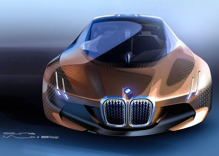 BMW Car Dsign Sketching