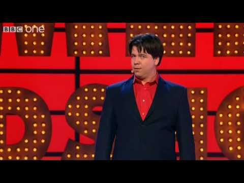one of the greatest comedians ever! Michael McIntyre's- The Birth of the Kilt