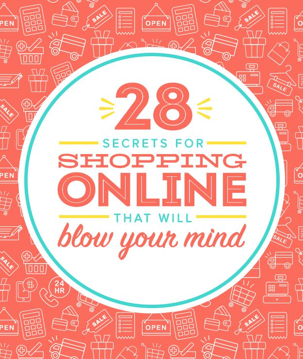 And while you're at it, train yourself to save on the reg with our insider online-shopping tips. | 21 Easy Ways To Save Money This Month
