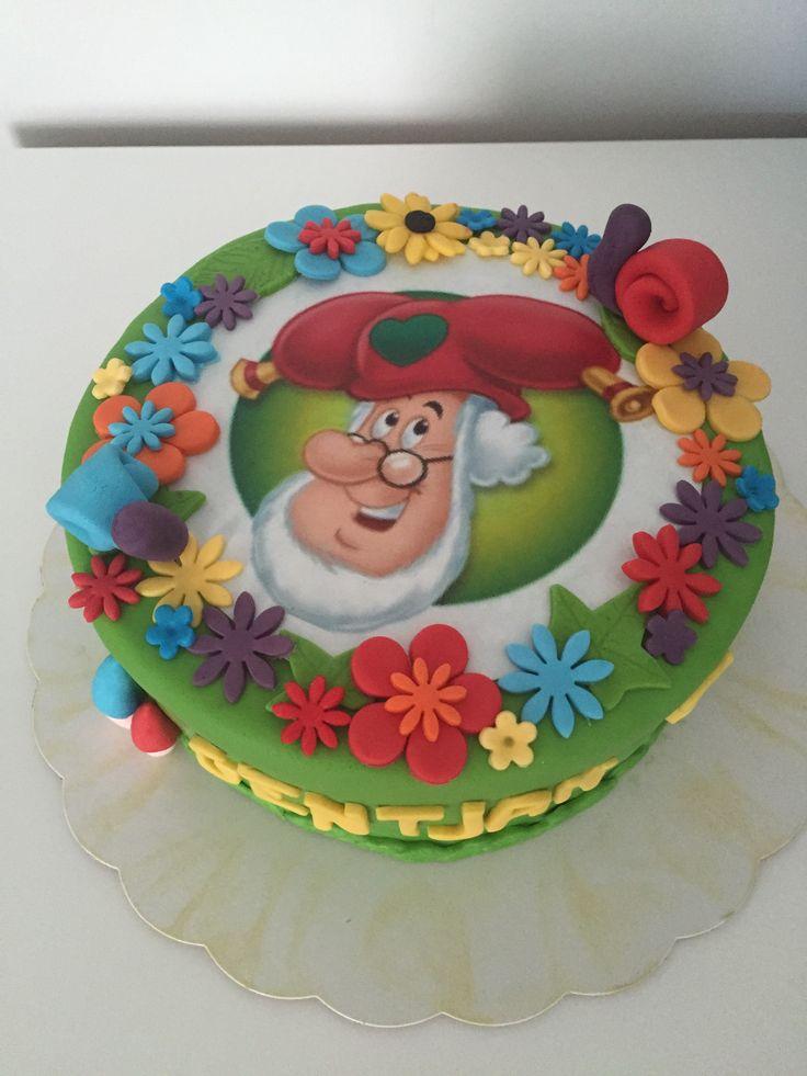 Plop taart
