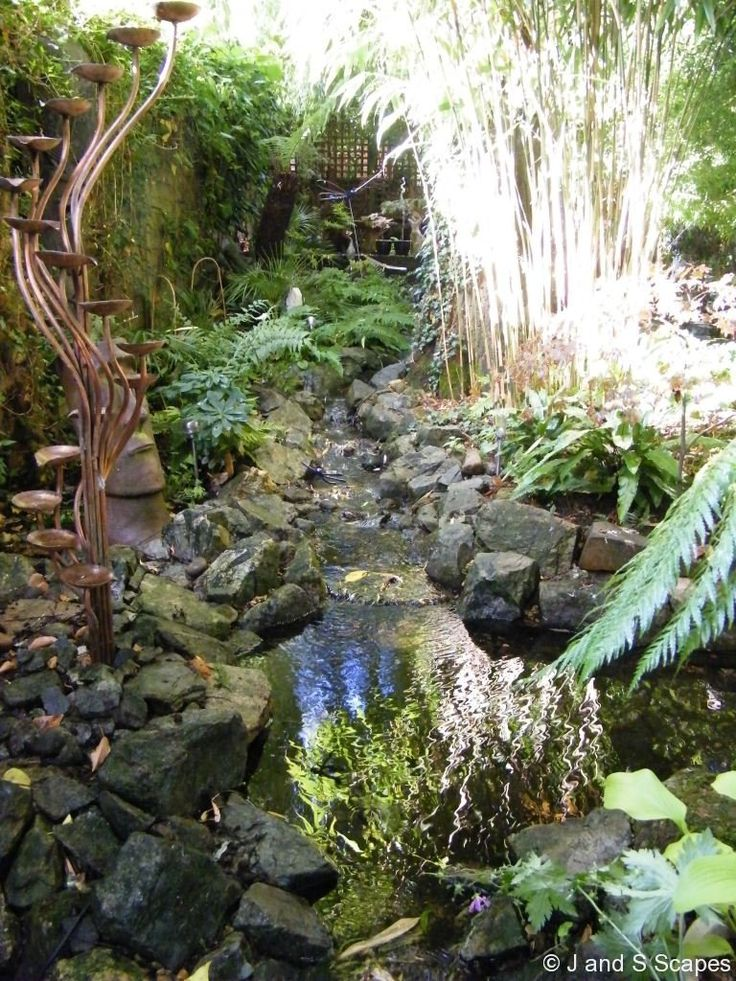 75 best Garden ponds and landscaping images on Pinterest Garden