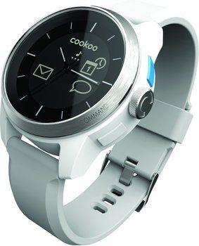 Zegarek z Androidem Cookoo Smart Watch od 199,00 zł. WIĘCEJ: http://www.idealo.pl/ceny/3834320/cookoo-smart-watch.html
